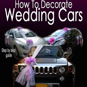 Decorate Wedding car